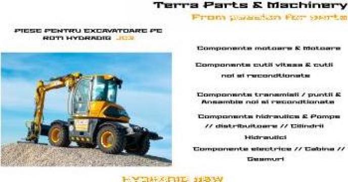 Piese Hydradig JCB 110W de la Terra Parts & Machinery Srl