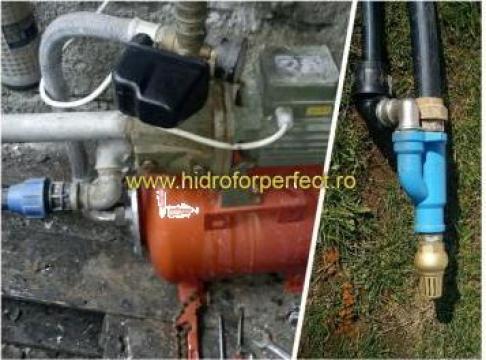 Reparatie pompa de mare adancime de la Bolda Mihai Intreprindere Individuala