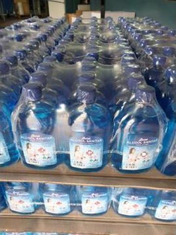 Alcool sanitar 500 ml de la Nelmarc Srl