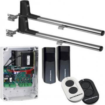 Kit automatizare poarta batanta pentru porti de pana la 2.5m de la Prosystem Srl