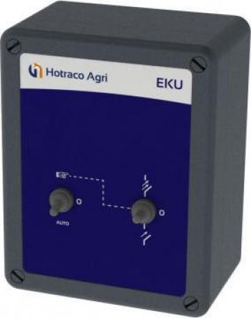 Unitate comanda admisii aer EKU-1 Hotraco de la Andra Engineering