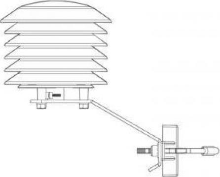 Scut termic senzor temperatura sau umiditate de la Andra Engineering