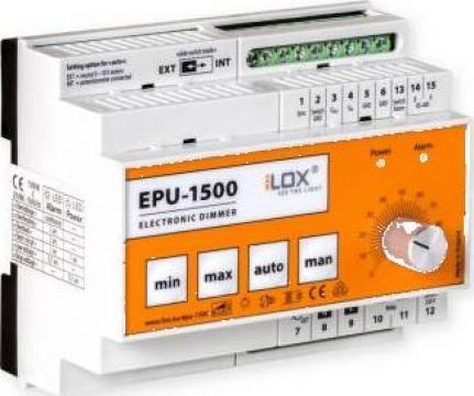 Control iluminat variabil (dimmer) EPU-1500 de la Andra Engineering