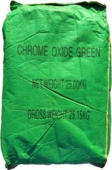 Oxid verde de crom 25 kg