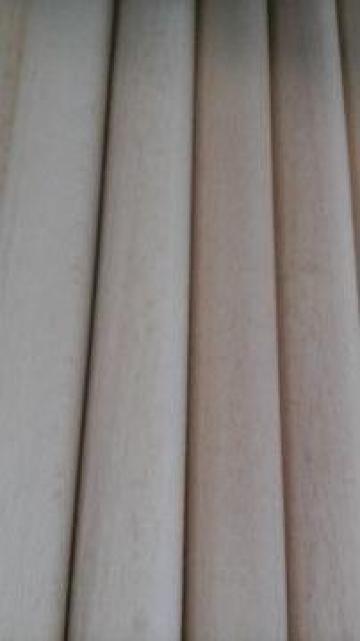 Profile lemn rotund