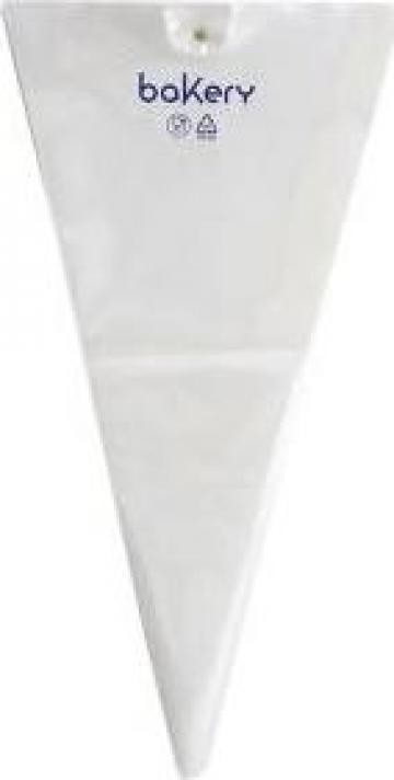 Posuri transparente de unica folosinta 53 cm 100 buc/set de la Cristian Food Industry Srl.