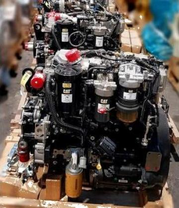 Motor Caterpillar C4.4 de la Terra Parts & Machinery Srl
