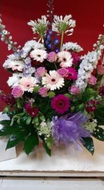 Aranjament floral - 0002 de la Floraria Stil