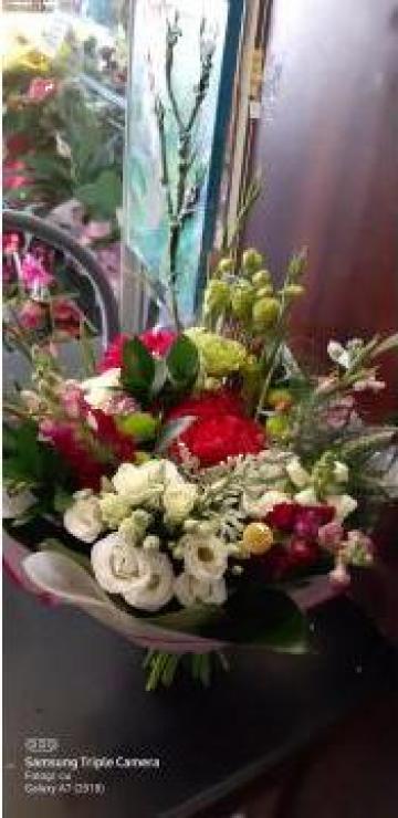 Buchet de flori - 0007 de la Floraria Stil