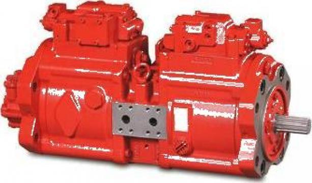 Pompa hidraulica Kawasaki K5V140DT, K5V140DTP