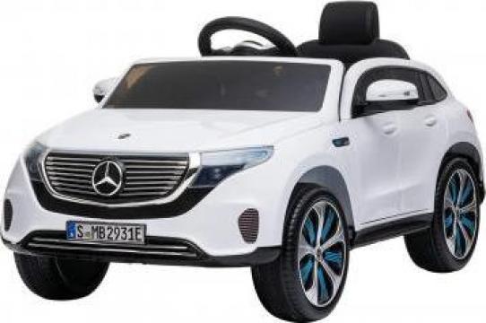 Jucarie, masinuta electrica Kinderauto Mercedes EQC400 70W