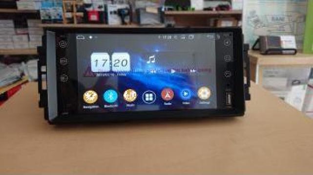 Sistem navigatie Chrysler/Dodge/Jeep cu sistem Android de la Caraudiomarket.ro - Accesorii Auto Dedicate