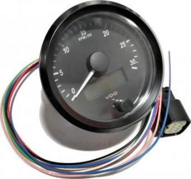 Turometru XCMG ZL30G, ZL50G, 12V/24V, d=80mm, 3000 rpm