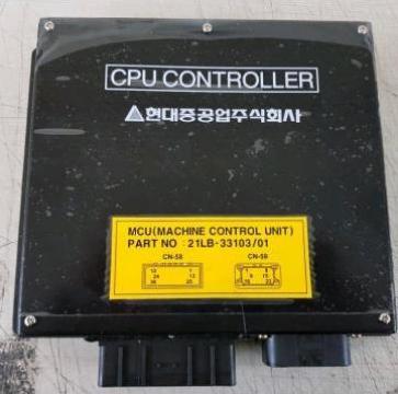 Unitate de control - calculator Hyundai R130LC-3 de la Terra Parts & Machinery Srl