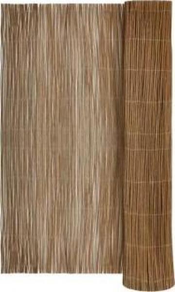 Gard din salcie, 500 x 120 cm