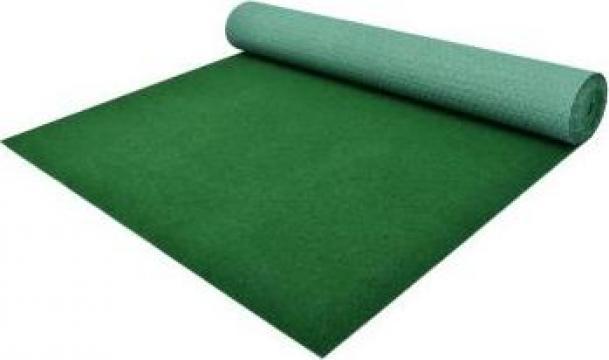 Gazon artificial cu crampoane, verde, 20 x 1 m, PP de la Vidaxl