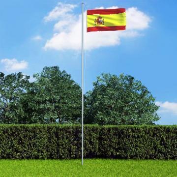 Steag Spania, 90 x 150 cm de la Vidaxl