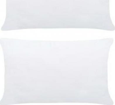 Umpluturi de perne, 2 buc., alb, 70 x 50 cm de la Vidaxl