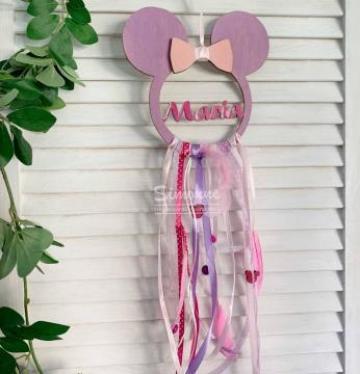 Prinzator de vise, Minnie Mouse, personalizat de la Simonne