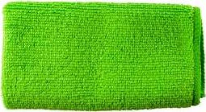 Laveta microfibra 30x40cm, verde de la Cristian Food Industry Srl.