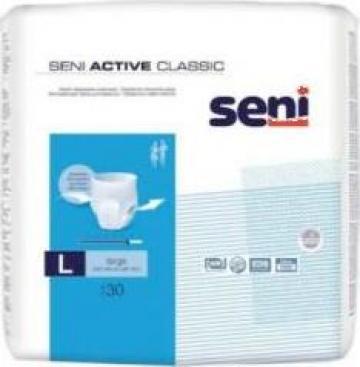 Scutece Seni Active Classic L, 30 buc - tip chilot de la Ivenik Concept Srl