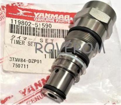 Supapa reglaj combustibil Yanmar 3TNV88,4TNV88,Komatsu 4D88E