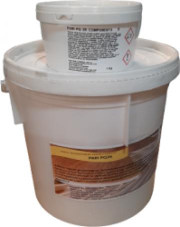 Adeziv bicomponent pentru parchet 9+1 kg de la Pari New Conprod Srl