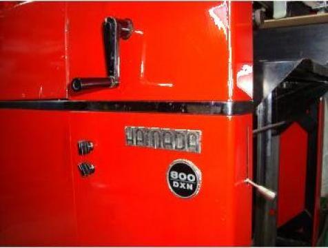 Masina de tiparit Hamada 800 DXN de la Maris Srl