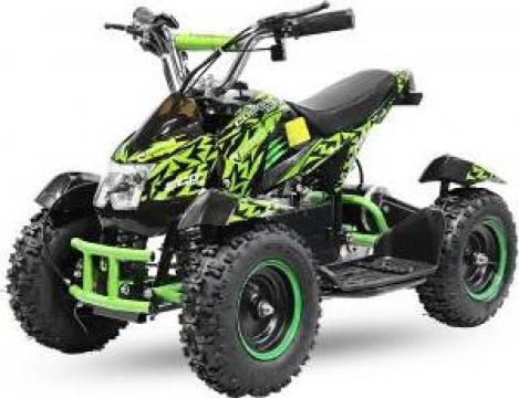 Jucarie ATV electric Nitro Eco Cobra 800W 36V cu 3 viteze
