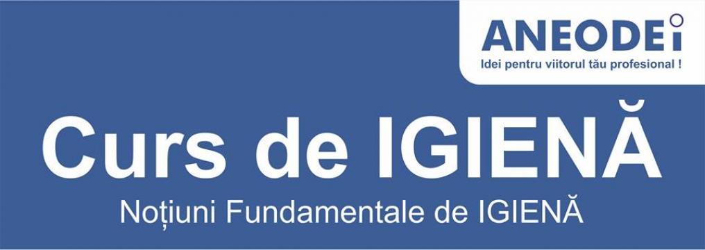 Curs Notiuni Fundamentale de Igiena- alimentatie publica de la Aneodei - Cursuri De Specializare Si Perfectionare