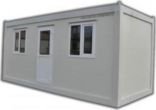 Containere metalice de la Valtro Intern Distribution