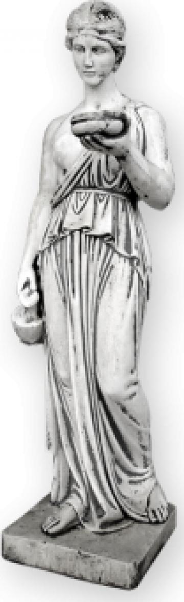 Statuie gradina Ebe S54 de la Cementarte Srl