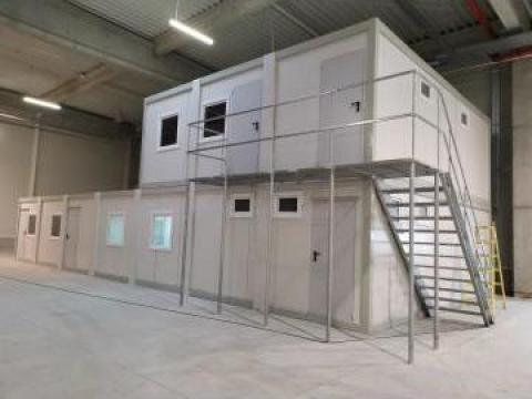 Containere modulare de la Valtro Intern Distribution
