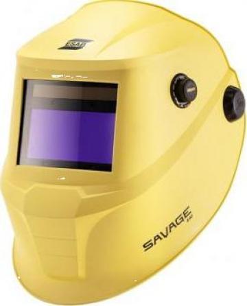Masca de sudura automata Esab Savage A40 gallbena de la Sudometal Srl