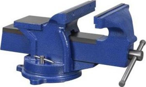 Menghina de banc cu baza pivotanta 150 mm