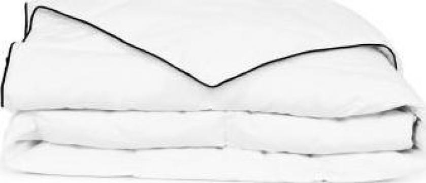 Pilota de iarna din puf, 200 x 220 cm de la Vidaxl