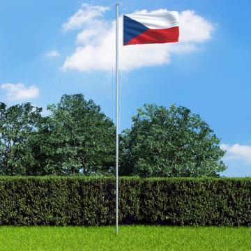 Steag Cehia, 90 x 150 cm de la Vidaxl