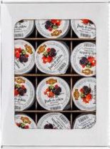 Gem de fructe de padure Edesia - cutie 20 g x 48 buc