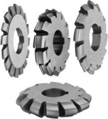 Freze disc modul m 6 de la Global Electric Tools SRL
