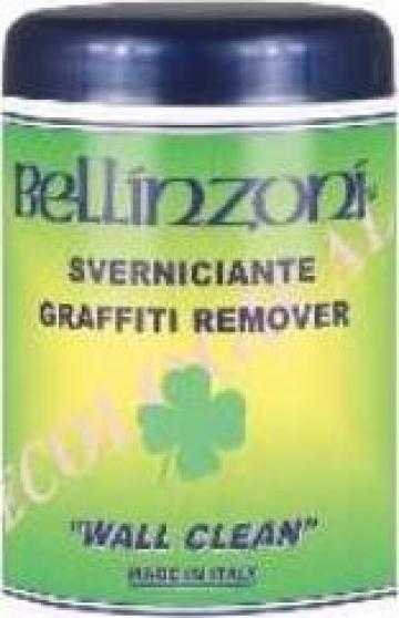Gel decapant anti-graffiti vopsele Wall Clean 1 Kg de la Maer Tools