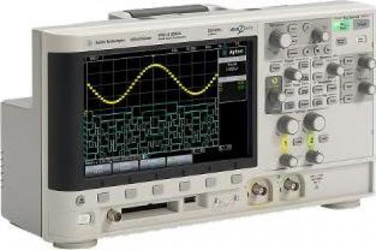Osciloscop 70 MHz, 2 Analog Channels de la Wintech Srl