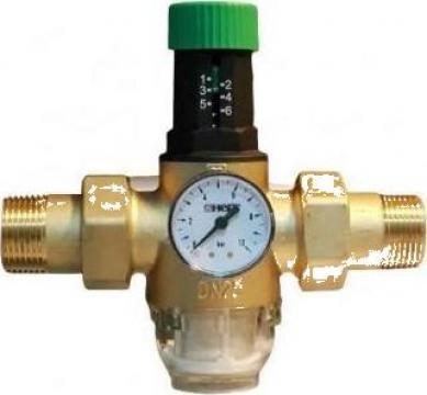 Reductor presiune apa 1 Herz de la Ecomas Energosystem Srl