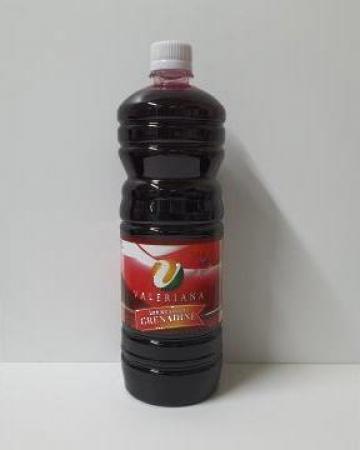 Sirop pentru granita 1 litru rodie de la Cristian Food Industry Srl.