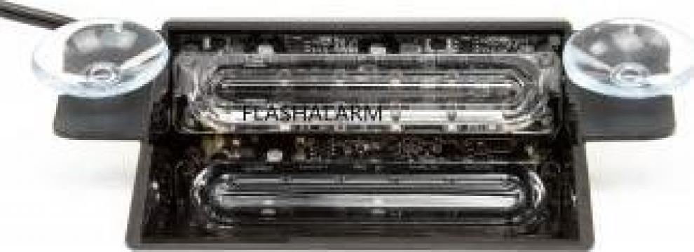 Girofar Flash parbriz FJP3x2 de la Flashalarm Electric