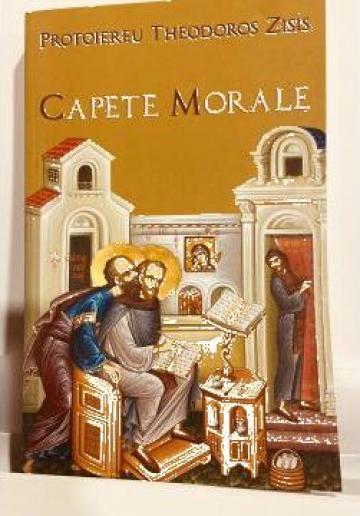 Carte, Capete morale Theodoros Zisis de la Candela Criscom Srl.
