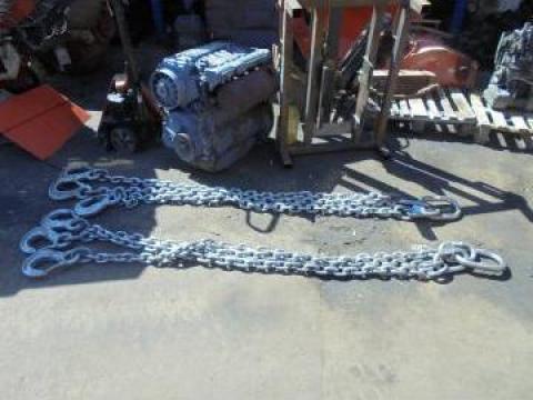 Lant din inox pt sarcini 9,5 tone de macara de la Pigorety Impex Srl