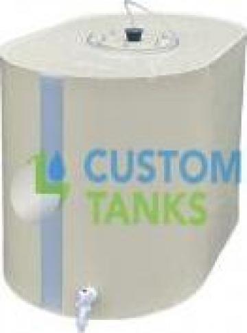 Butoi polipropilena 300 litri de la Custom Tanks Srl