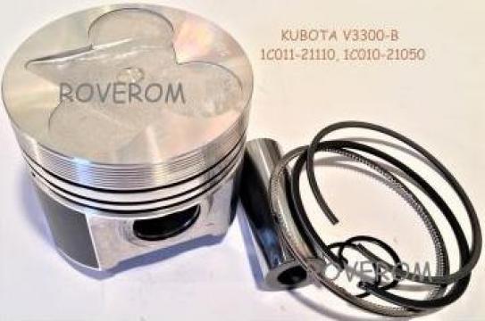 Piston kit STD Kubota V3300-B, 98mm, 2x2x3mm