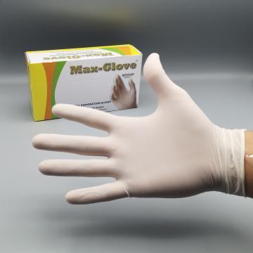 Manusi examinare Latex pudrate, 100 buc. de la Ald-import Ltd.
