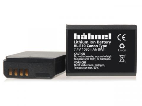 Acumulator Hahnel HL-E10 Canon LP-E10 1080mAh de la Color Data Srl